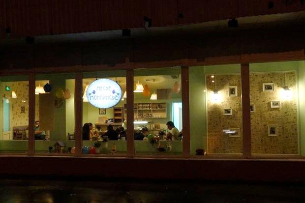 На Руставели открылось семейное кафе «Месье де Монпансье». Изображение № 1.