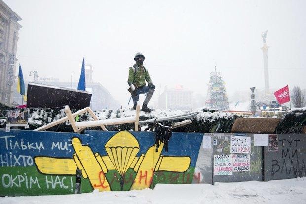 Площадь революции: Евгений Сафонов о том, почему все города должны завидовать Киеву. Изображение № 7.