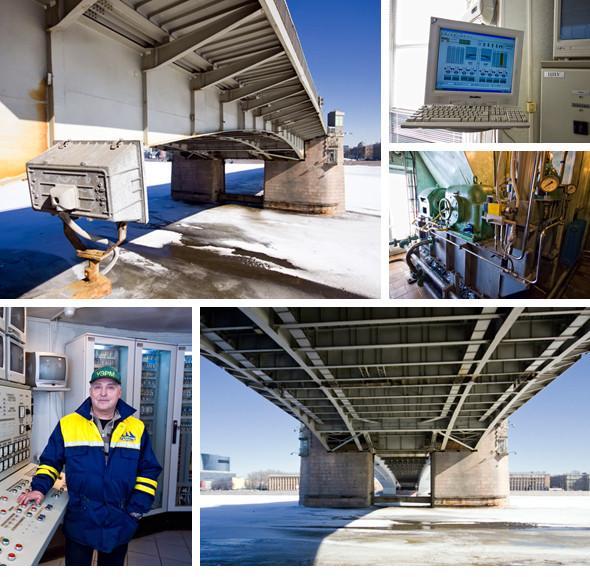 Изображение 35. Грамотная разводка: механики петербургских мостов.. Изображение № 11.