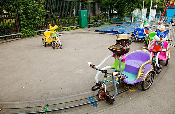 Карусель-карусель: 6 московских парков аттракционов. Изображение № 81.