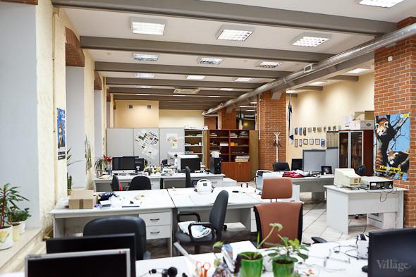 Офис недели (Петербург): DataArt. Изображение № 32.