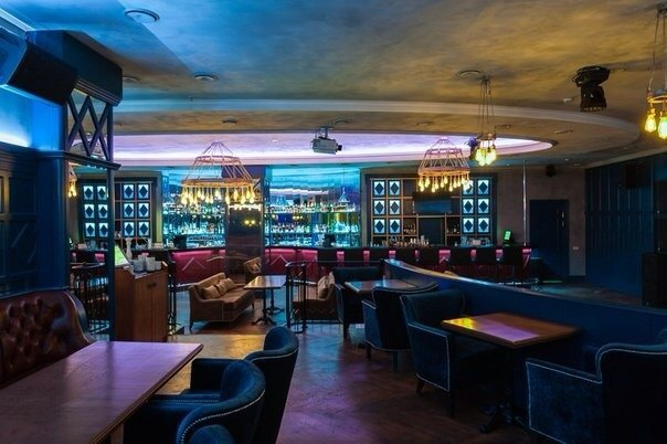 В Озерках открылся ресторан-бар Gatsby . Изображение № 2.