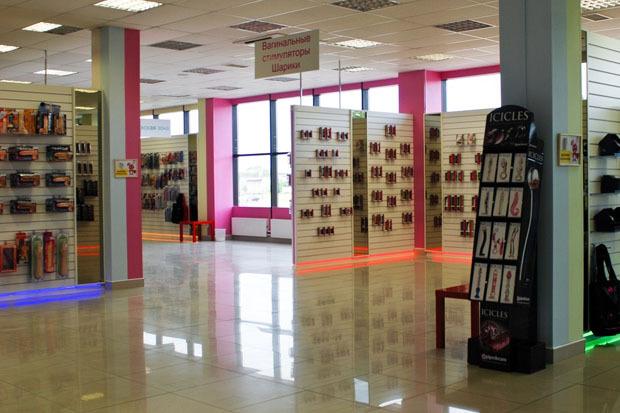 В Петербурге открылся эротический гипермаркет с музеем и лекторием. Изображение № 1.