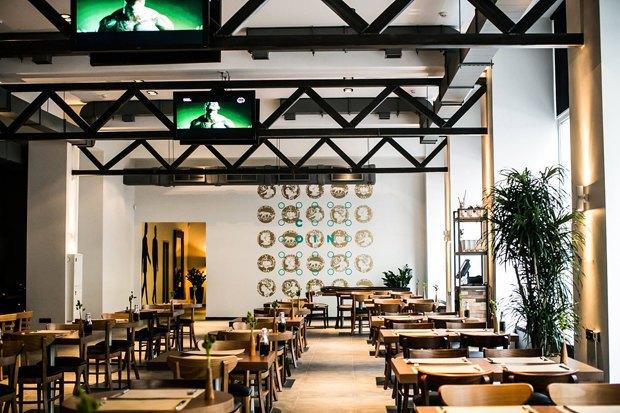 Владелец бара Brix открыл новый ресторан на Пятницкой. Изображение № 2.