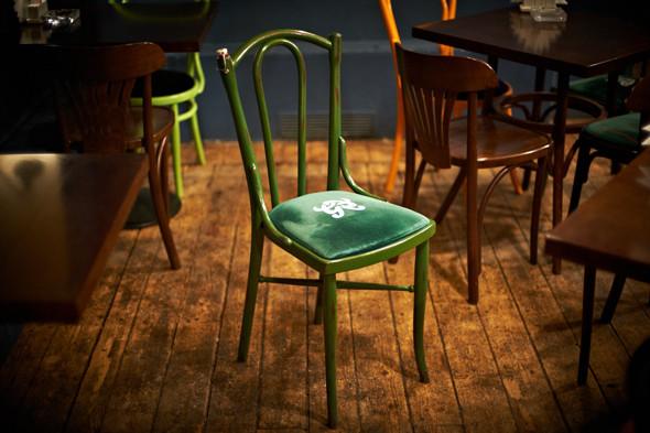 Объекты Романа Карпова для кафе Delicatessen. Изображение № 26.