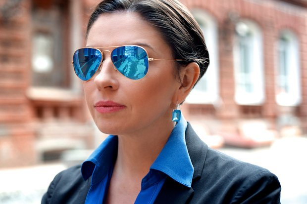 Наталья Синдеева, генеральный директор телеканала «Дождь». Изображение № 10.
