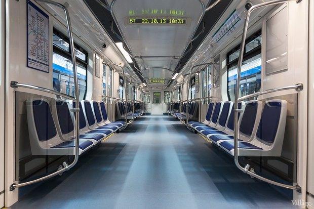 К 2018-му метро купит ещё 11 бесшумных поездов «НеВа» . Изображение № 2.