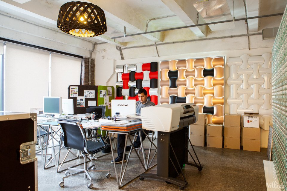 Офис недели (Москва): Retrofuturizm и WonderWalls. Изображение № 22.