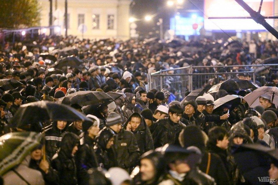 Люди в городе: Как отмечали Курбан-байрам в Москве и Петербурге. Изображение № 8.