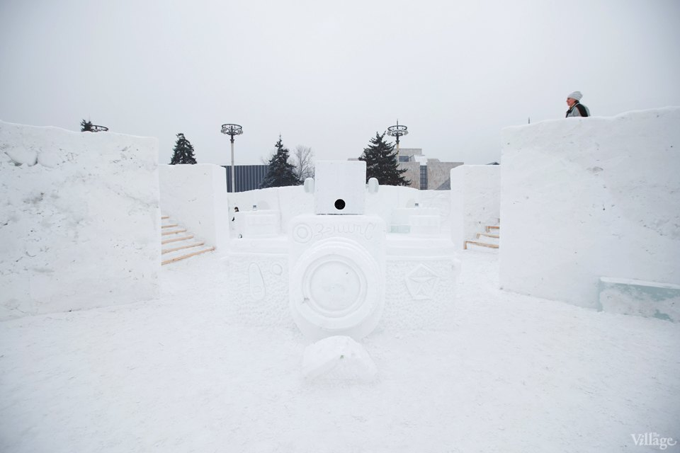 Ледянойлабиринт на ВВЦ. Изображение № 6.