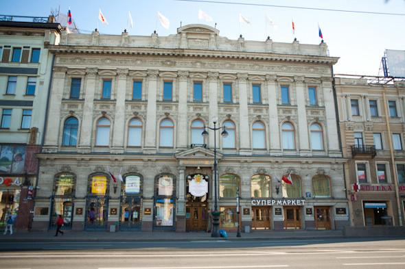 5 самых старых магазинов Петербурга, часть 1. Изображение № 11.