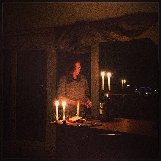 Акция «Час Земли» вМоскве вснимках Instagram. Изображение № 19.