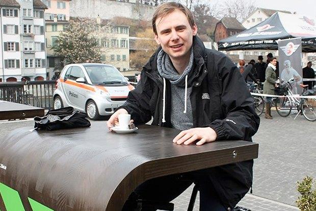 Идеи для города: Велокафе в Цюрихе. Изображение № 6.
