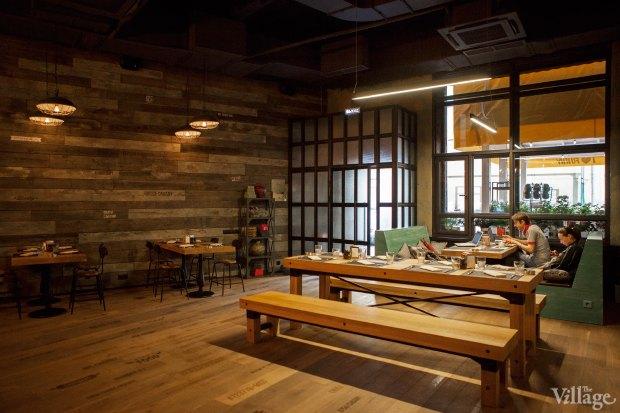Новое место: Кафе «ФаниКабани». Изображение № 2.