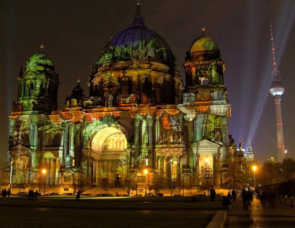Фестиваль света в Берлине. Изображение № 1.