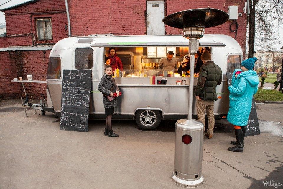 Еда в холода: Где поесть наулице зимой. Изображение № 5.