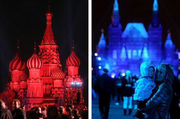 Первый фестиваль света пройдёт в Москве. Изображение № 11.