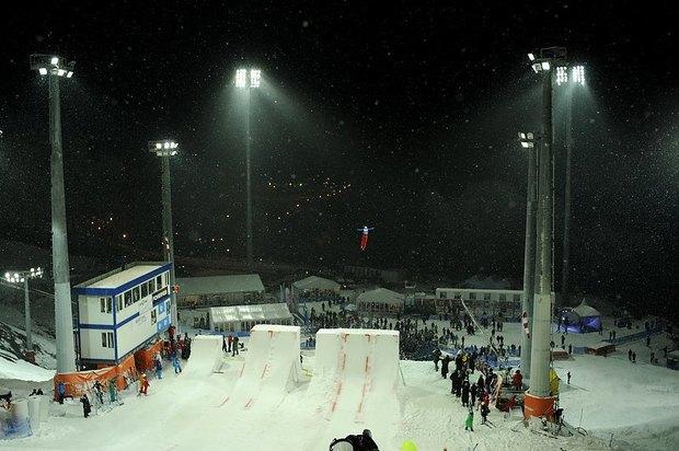 Куда люди смотрят: Что внутри Олимпийских стадионов. Изображение № 49.