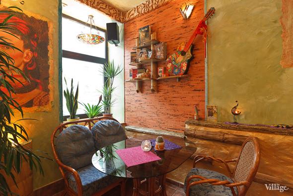 Новое место (Петербург): Вегетарианская кофейня «Фрида». Изображение № 22.