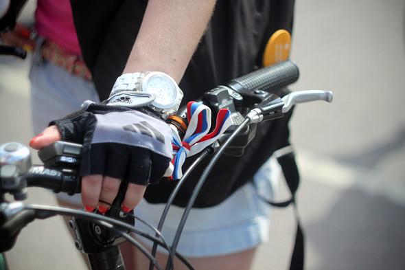 Велопарад Let's bike it!: Чего не хватает велосипедистам в городе. Изображение № 12.