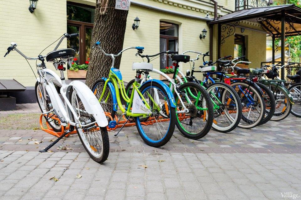 Сделано в Киеве: Велопрокат GreenGo Bike. Изображение № 3.