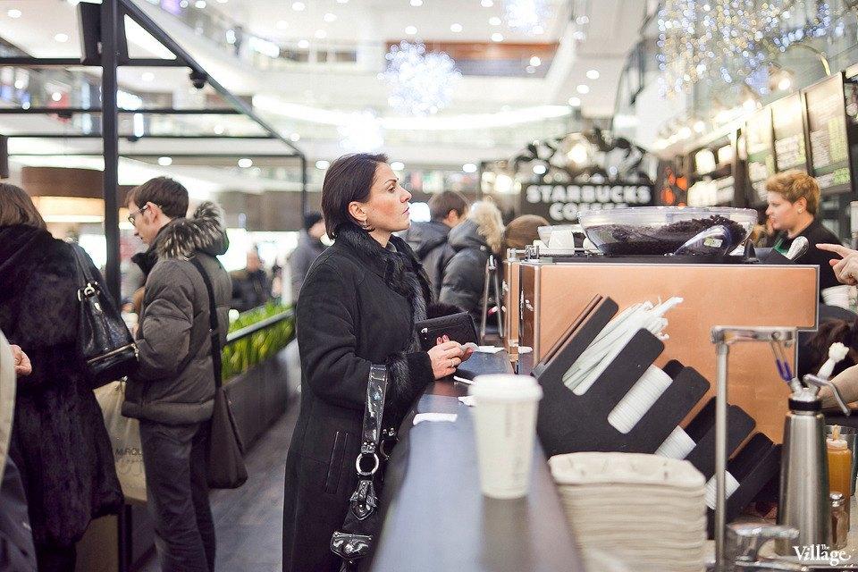 Люди в городе: Первые посетители Starbucks вСтокманне. Изображение № 4.