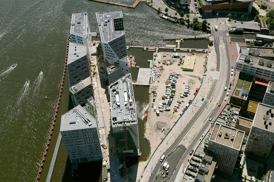 Остердокс, центр новой архитектуры Амстердама. Изображение № 14.