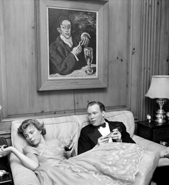 В Мультимедиа Арт Музее открылась выставка фотографий Стэнли Кубрика. Изображение № 15.