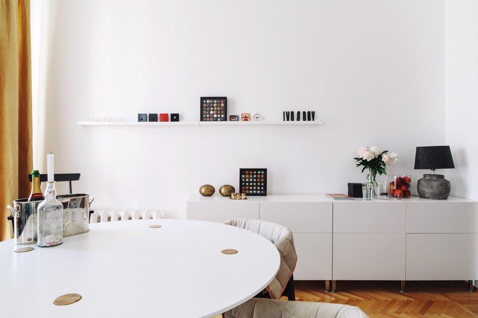 Двухкомнатная квартира топ-менеджера IKEA на«Маяковской». Изображение № 12.