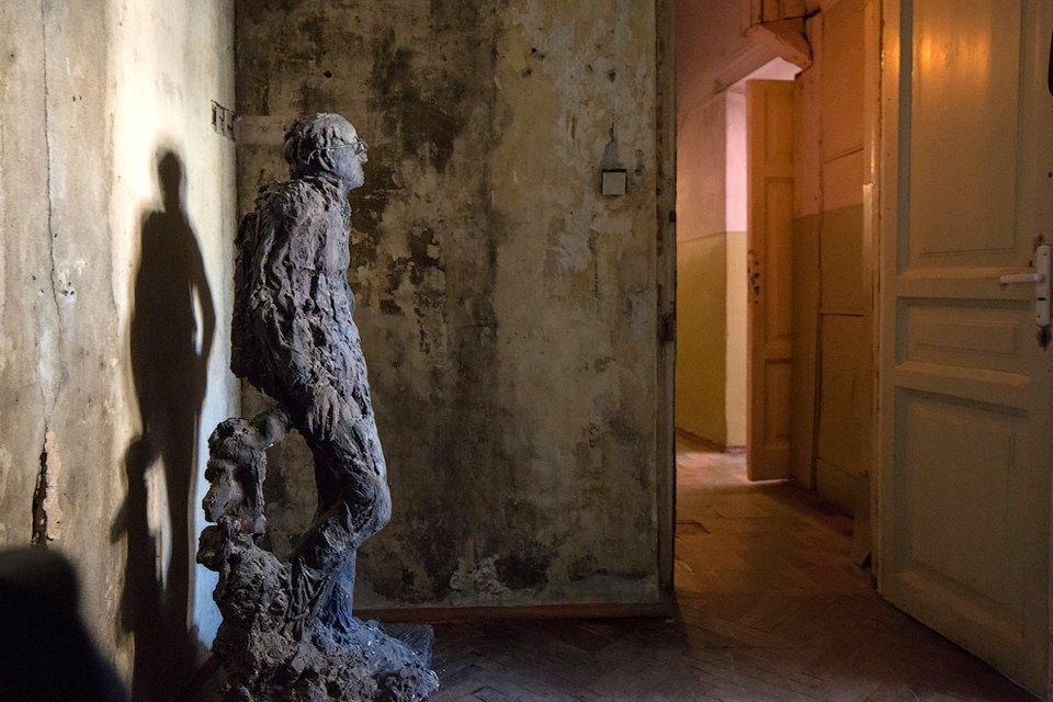 Музей Бродского «Полторы комнаты» накануне открытия. Изображение № 11.