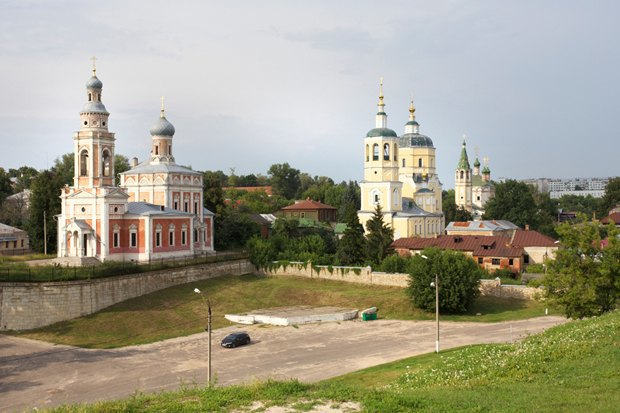 Маршрут на выходные: Москва — Серпухов. Изображение № 21.