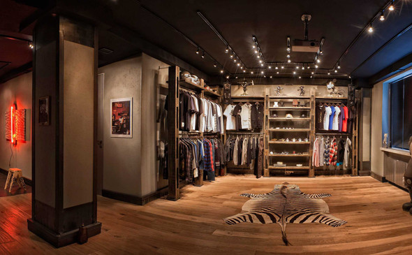 Не женское дело: 7 новых магазинов мужской одежды в Москве. Изображение № 16.