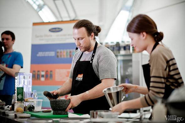 Omnivore Food Festival: Иван Шишкин готовит пеммикан и черемуховые полбяные пряники. Изображение № 5.