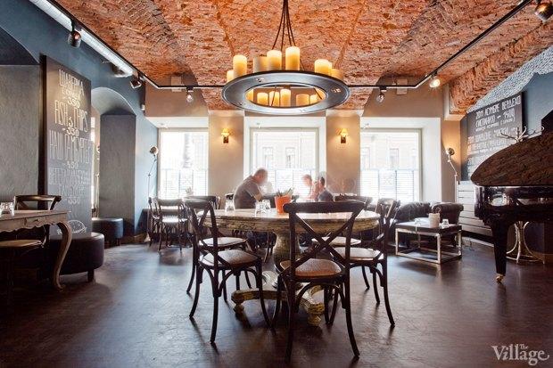 Новое место: Ресторан Jerome. Изображение № 7.