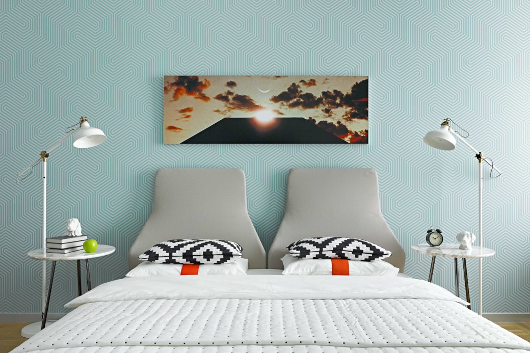 Просторная квартира для любительницы путешествий ифильмов Стэнли Кубрика. Изображение № 9.
