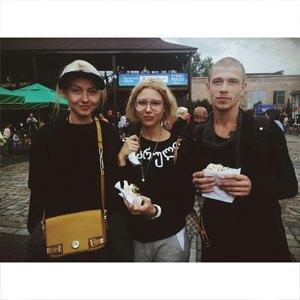 Московские фуди напервом фестивале Street Food Weekend  вКалининграде. Изображение № 58.