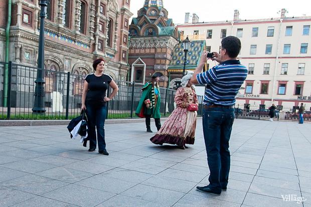 Эксперимент The Village: Самые популярные места для фотографий из Петербурга. Изображение № 58.