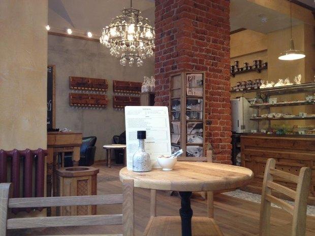 На Невском проспекте открылась кафе-пекарня Le Pain Quotidien. Изображение № 1.