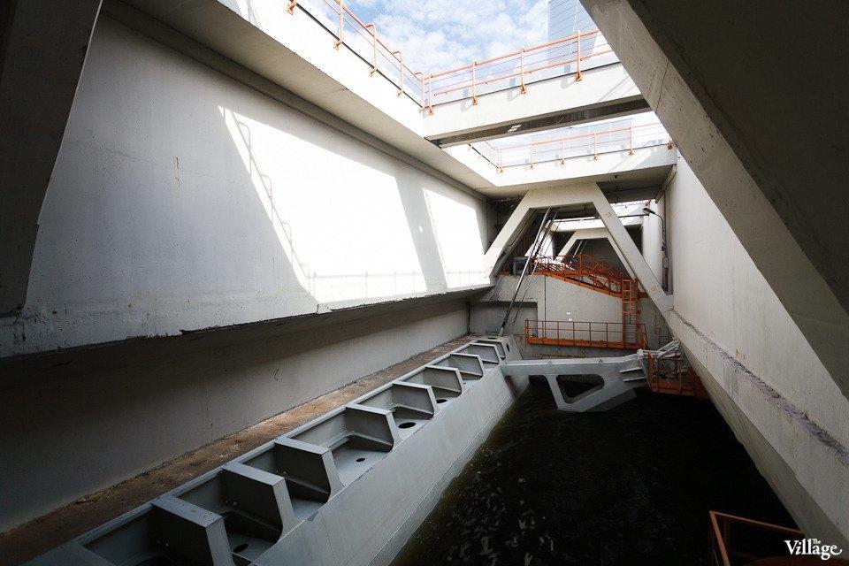 После нас хоть потоп: Как работает дамба вКронштадте . Изображение № 12.