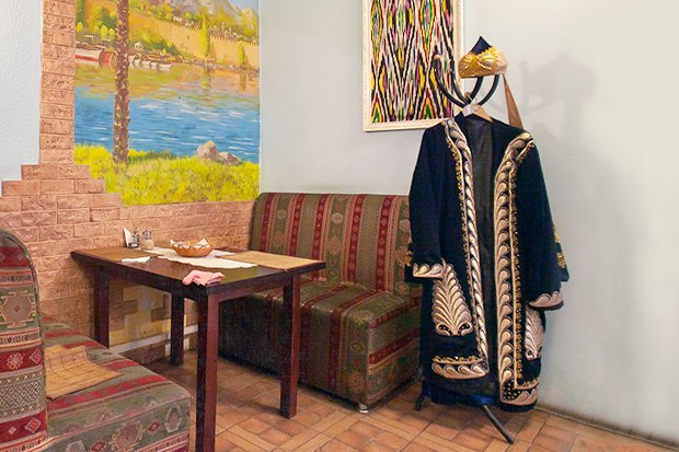 Узбекское кафе «Анталия». Изображение № 1.