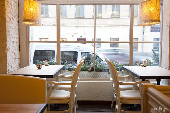 Московский ресторан Global Point —«Счастье» . Изображение № 4.