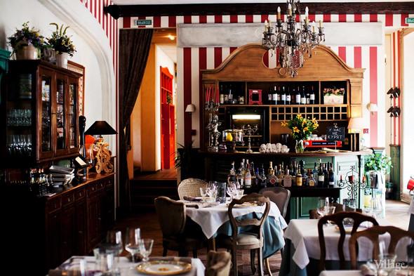 На районе: Рестораны на окраинах Петербурга. Изображение № 36.