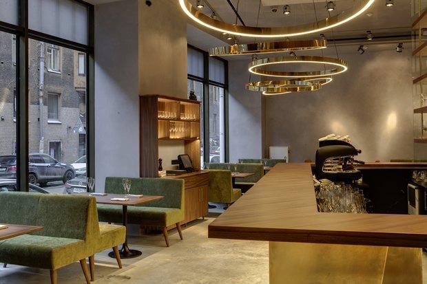 В «ДЛТ» открылся ресторан UNA. Изображение № 4.