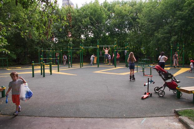 Новости парков: Бассейн в «Сокольниках», променад в «Музеоне» и баскетбол в Северном Тушине . Изображение № 15.