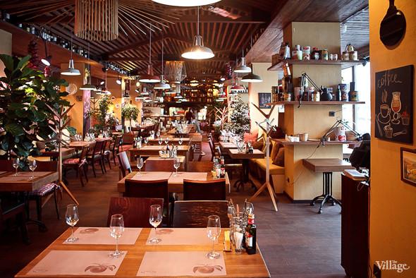 Новое место (Петербург): Ресторан «Марчелли's». Изображение № 15.
