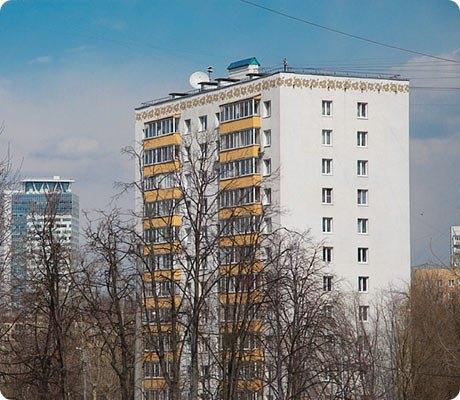 Студия Лебедева разработала орнамент для типовых построек. Изображение № 2.