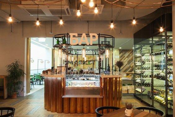 В «Галерее» открылся ресторан самообслуживания MarketPlace . Изображение № 5.