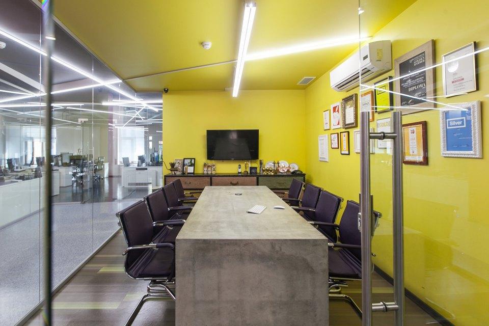 Офис illan communications. Изображение № 4.