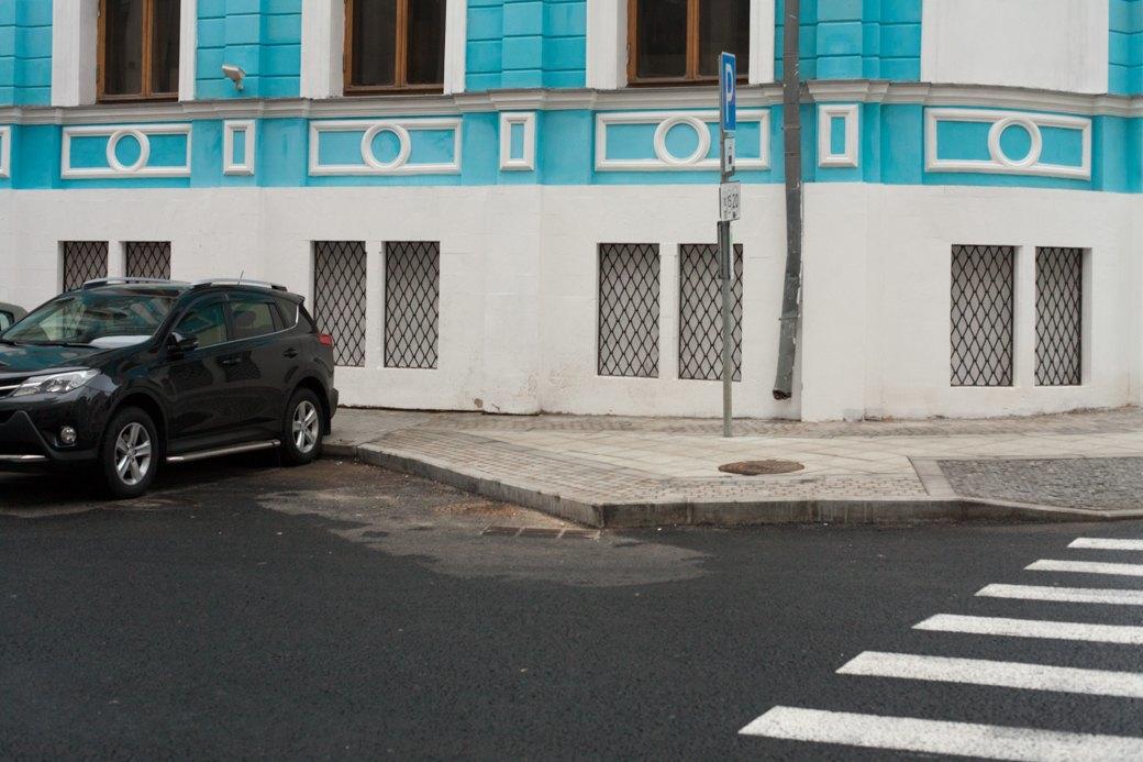 Берегись пешехода:  Большая Ордынка, Мясницкая иПатриаршие пруды после реконструкции. Изображение № 10.