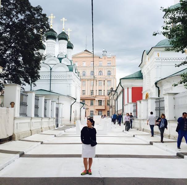 Черниговский переулок сделают пешеходным иперекрасят вбелый цвет. Изображение № 4.